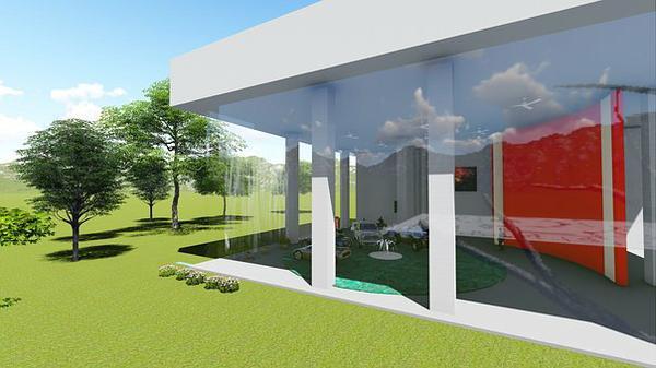 parterowe nowoczesne domy z płaskim dachem