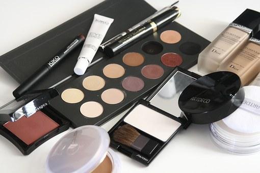 palety do makijażu