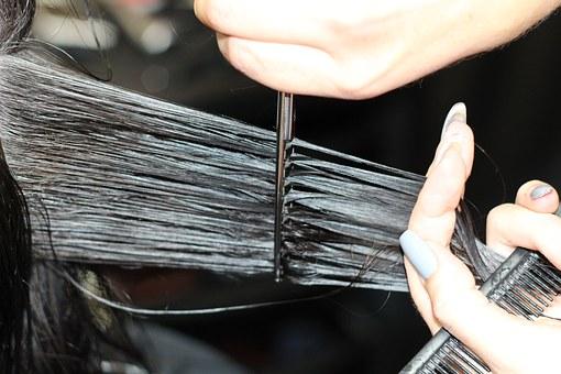 ochronny rozjaśniacz do włosów
