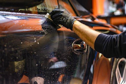 konserwacja lakieru samochodowego
