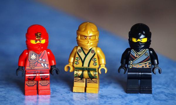 certyfikowana pościel lego ninjago
