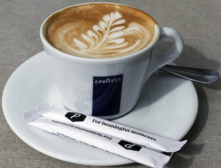 kawy lavazza ziarnista