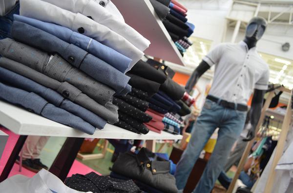 koszula jeansowa męska