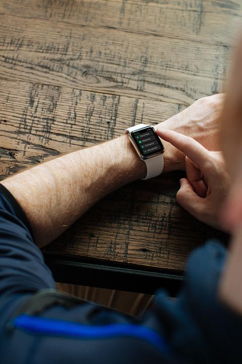 smartwatch mi band 4 zielony